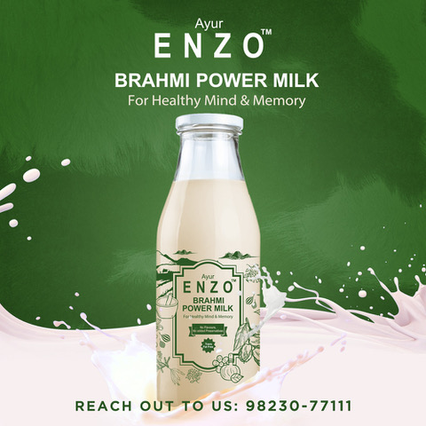ENZO Power Milk Assorted [Pack of 12]