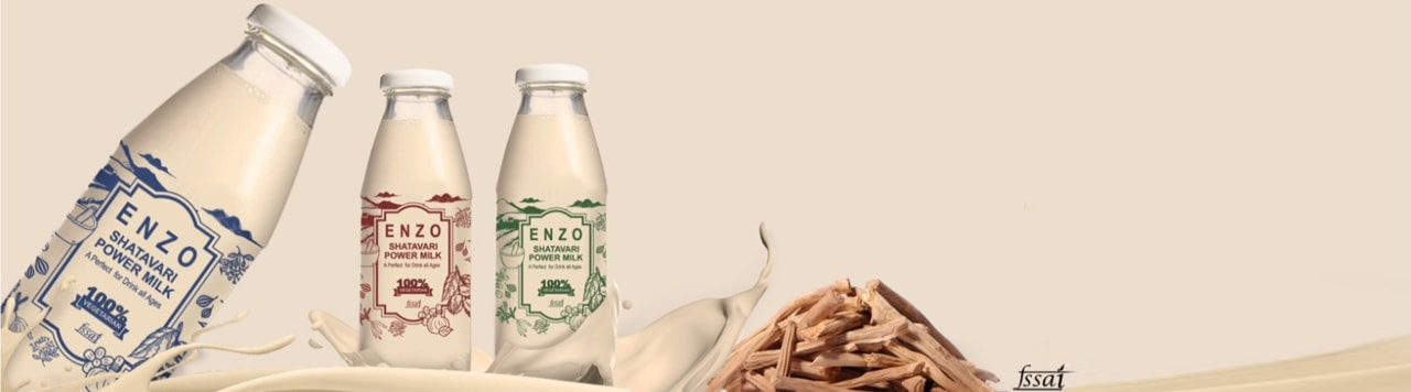 ENZO Power Milk From Ayurcin and More Herbal Products Ayurvedic Product